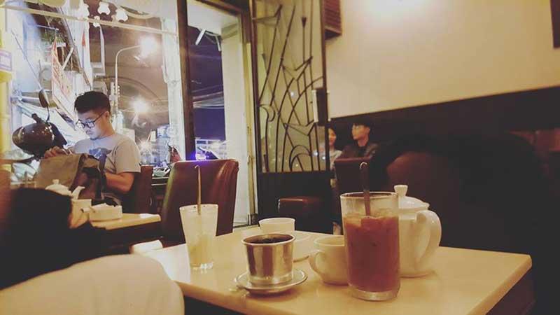 quán cafe view đẹp lãng mạng ở Đà Lạt