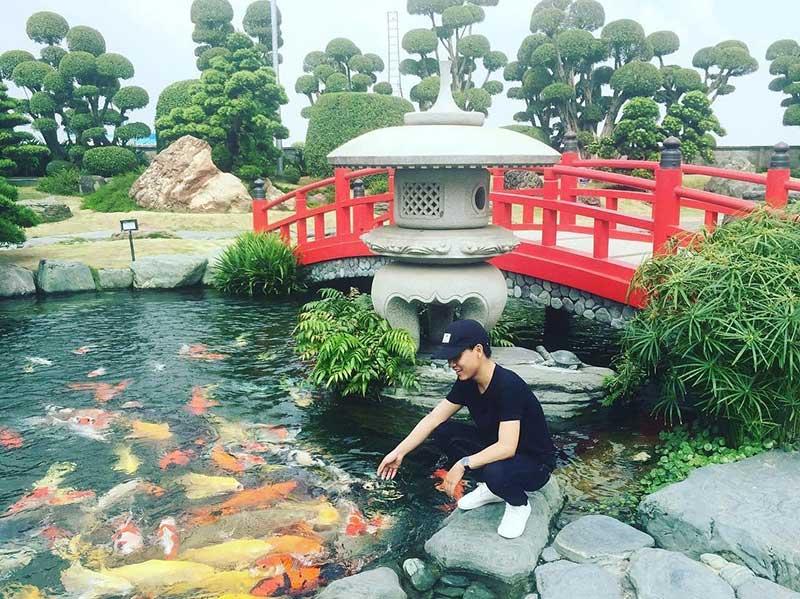 Cong Vien Ca Koi Rin Rin Park 2