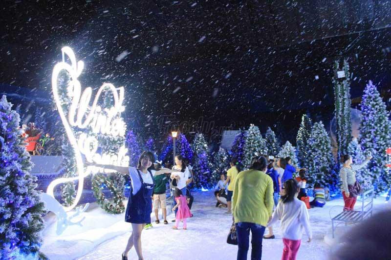 Ngoi Lang Bac Au AEON Mall 2