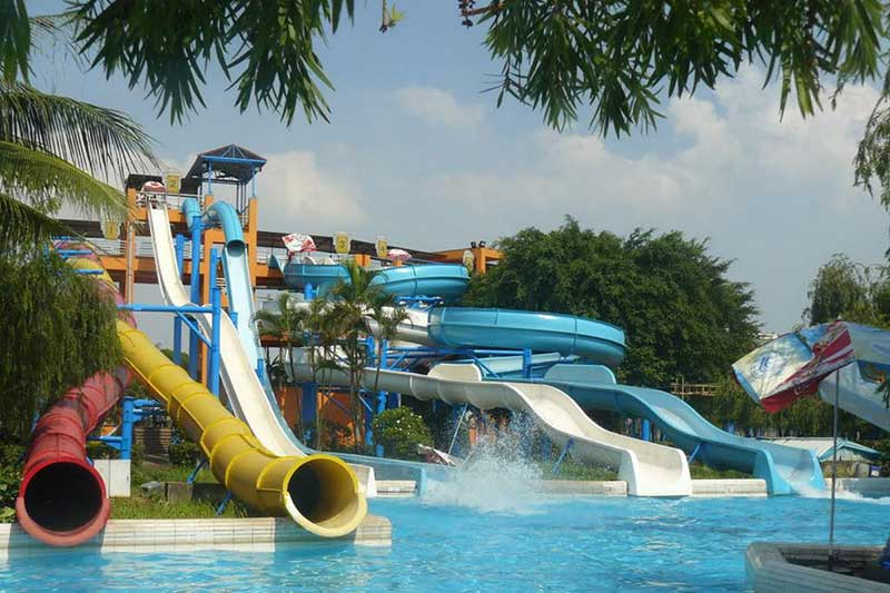 Công viên nước Thanh Lễ Bình dương