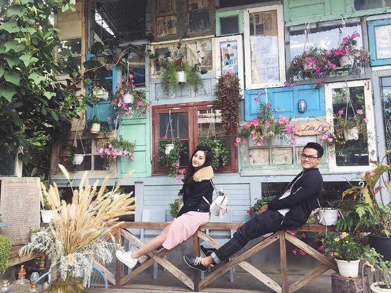 TOP 10 Quán Cafe Ở Đà Lạt View Đẹp, Lãng Mạng 2019 51