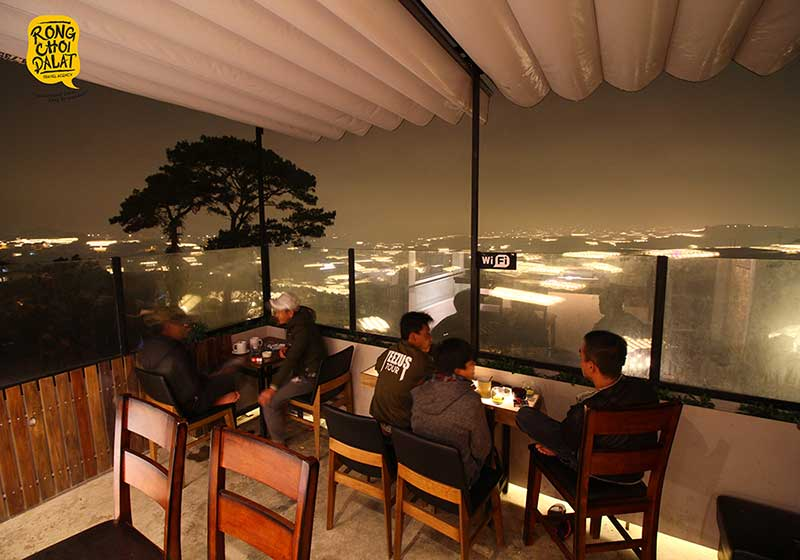 quan cafe panorama da lat