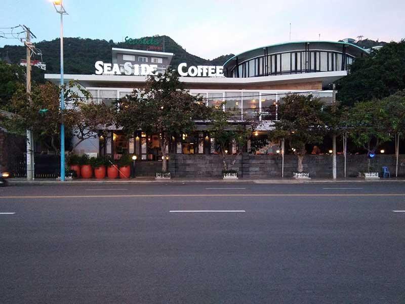 Quán Seaside Cafe vũng tàu