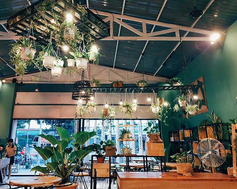 Quán cafe ven biển tại Vũng Tàu Tree House Billiard & Coffee