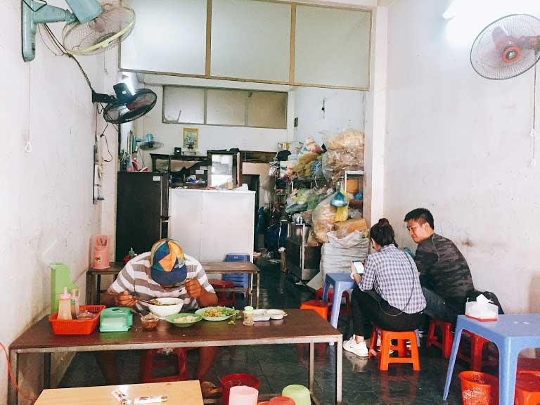 16 Phan Bộ Châu - Quán ăn sáng ngon rẻ ở Vũng Tàu