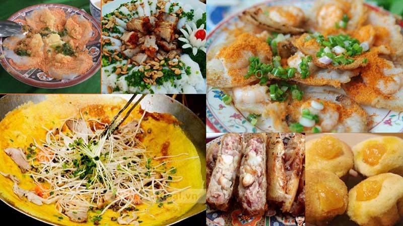 địa điểm ăn sáng ngon ở Vũng Tàu