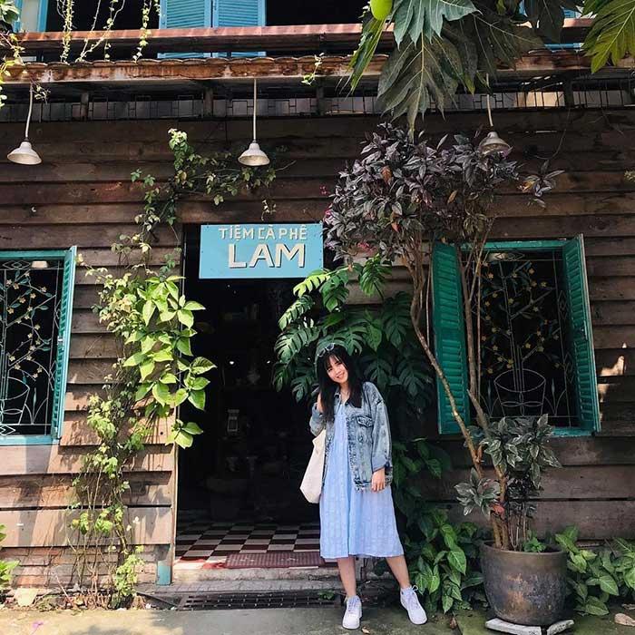 LAM Kafe - Quán Cafe Vintage Thủ Đức