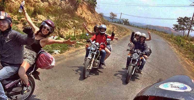 Thuê xe máy ở Đồng Hới - Quảng Bình