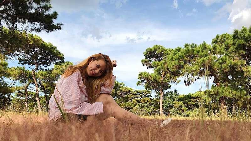 Đồi cỏ hồng Đăk Đoa Gia Lai