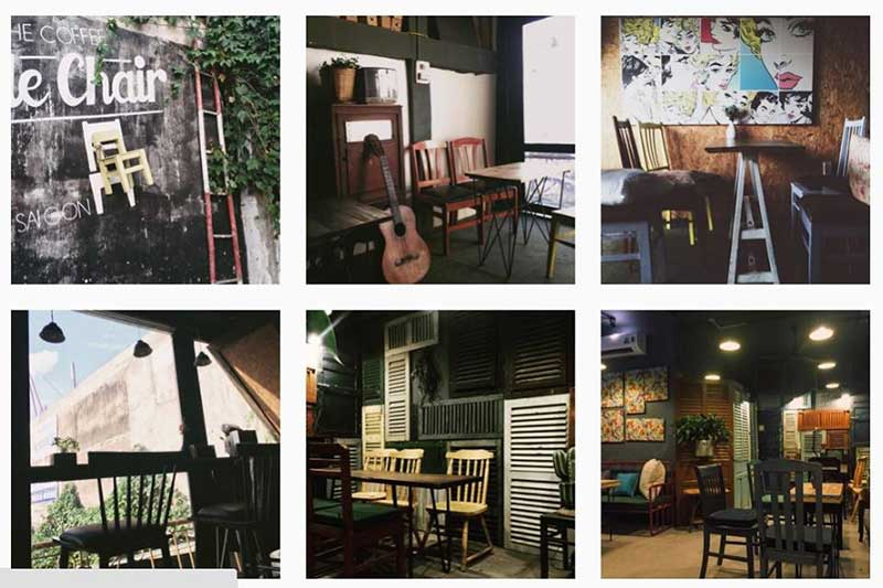 Little Chair Coffee - Quán cafe Nguyễn Thị Thập quận 7