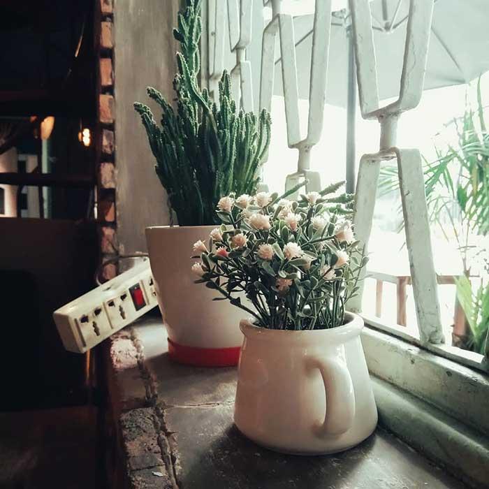Quán cafe acoustic ở quận 7 Dream Art Coffee