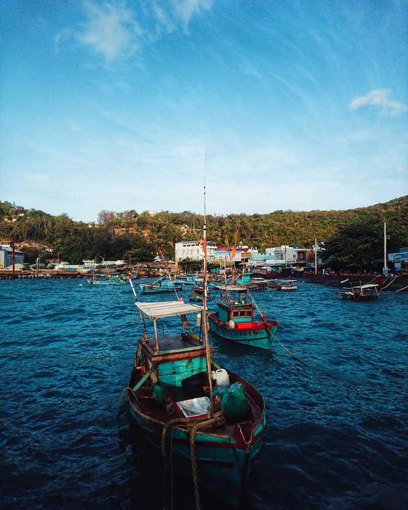 Review kinh nghiệm du lịch Nam Du