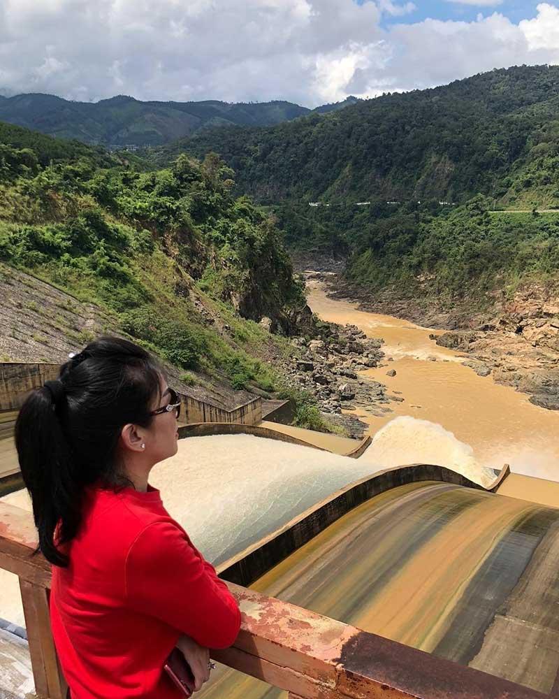 Thủy điện Yaly Gia Lai