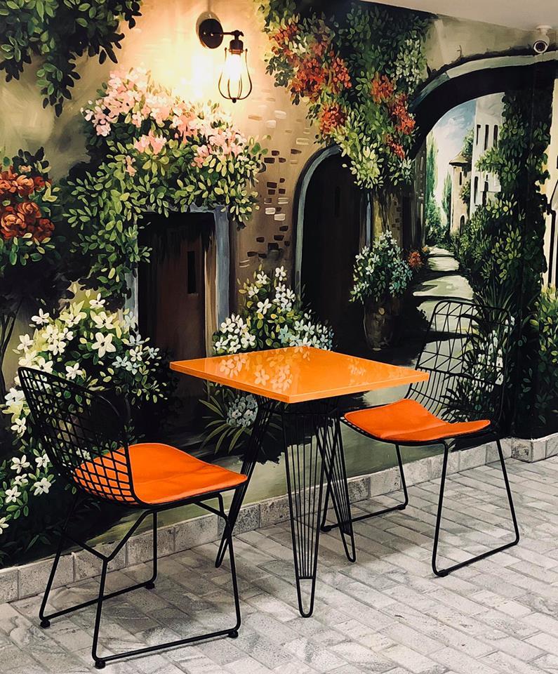 TOP 10 quán cafe view đẹp, yên tĩnh ở quận 5 Sài Gòn 2019 21