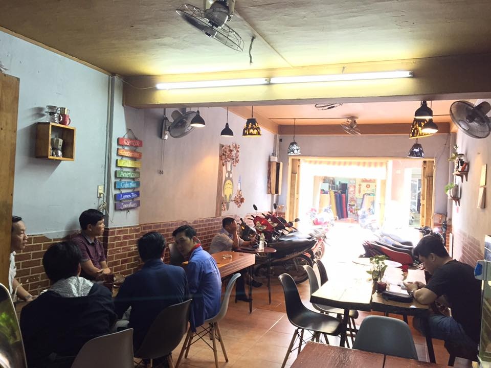 TOP 10 quán cafe view đẹp, yên tĩnh ở quận 5 Sài Gòn 2019 37