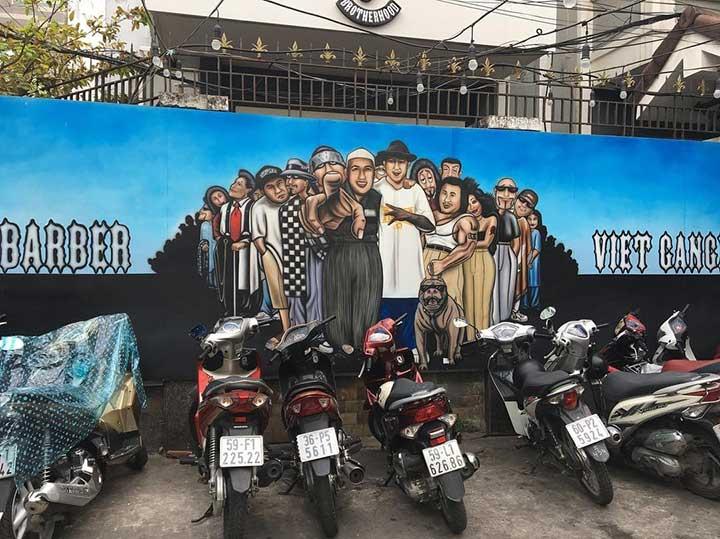 Cafe Vietgangz Brotherhood - Cao Thắng Quận 3