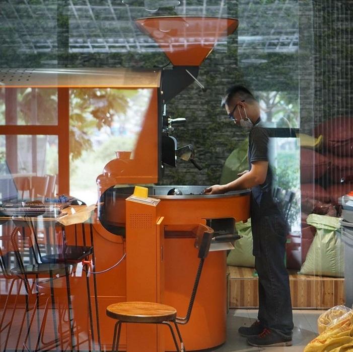 coffee tree roaster quan 8