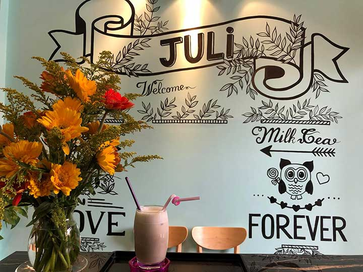 juli coffee and spa