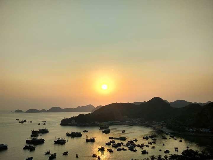 Khu Du lich Cat Ba Hai Phong