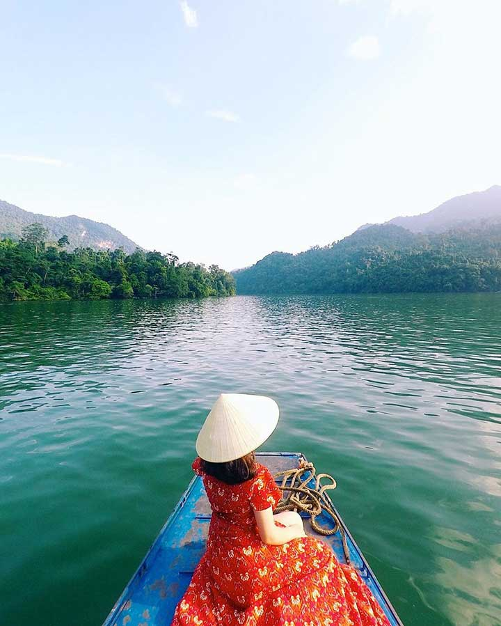 Khu Du Lịch Hồ Ba Bể Bắc Kạn