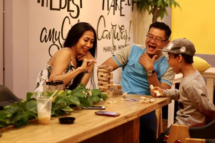 nha tea cafe