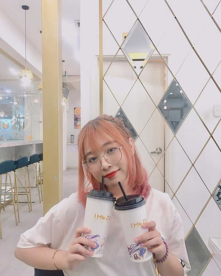 Quán Imuzu Coffee & Milk Tea Quận 3