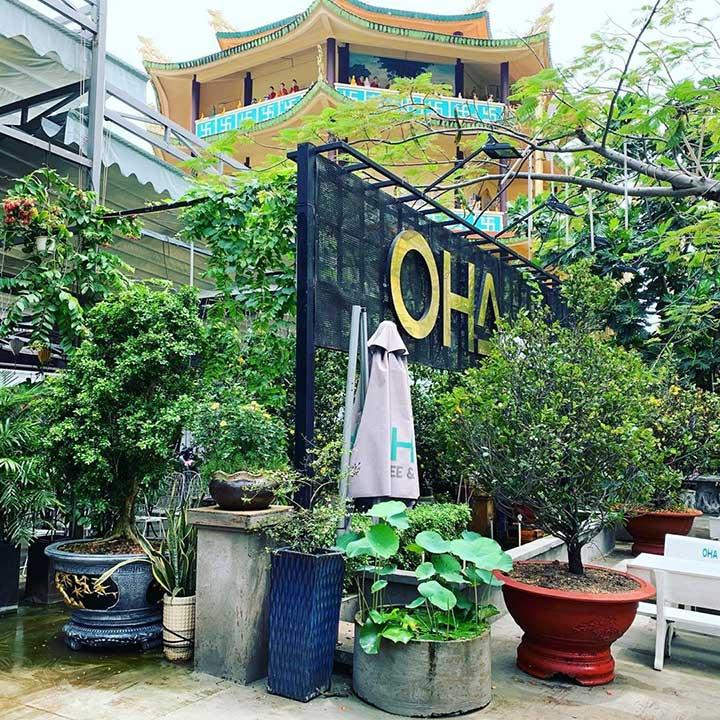Quán OHA Coffee & Tea Quận 2