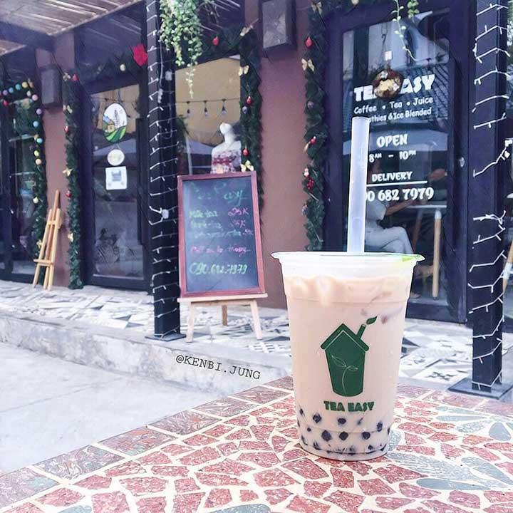 Quán Tea Easy Coffee Quận 2