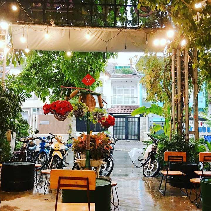 QuánWe Cafe An Phú, An Khánh Quận 2