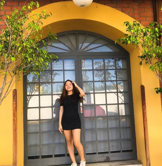 the coffee tea station