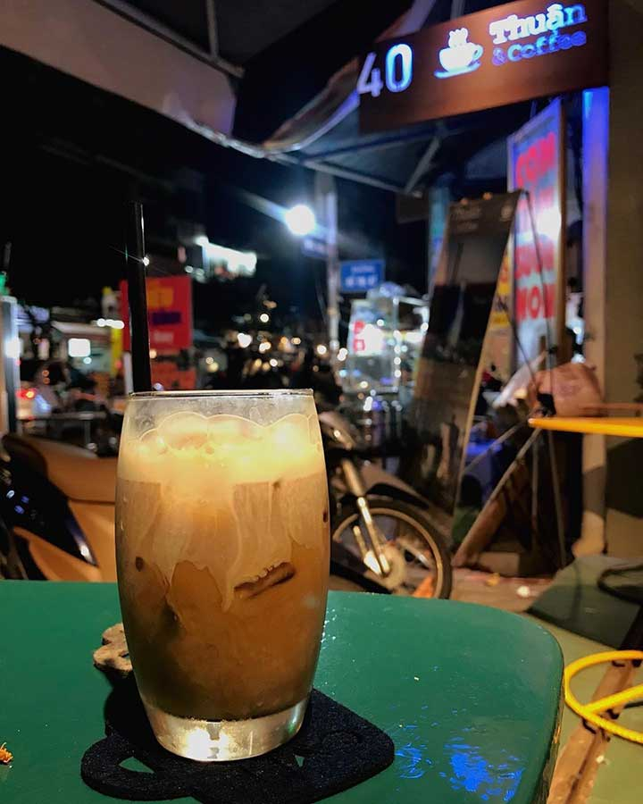 Thuận - Cafe Vợt Hùng Vương Quận 10