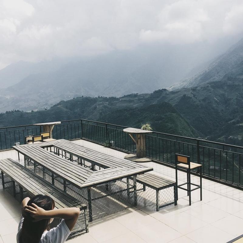 TOP 10 quán cafe view đẹp, yên tĩnh ở Sapa 2019 35