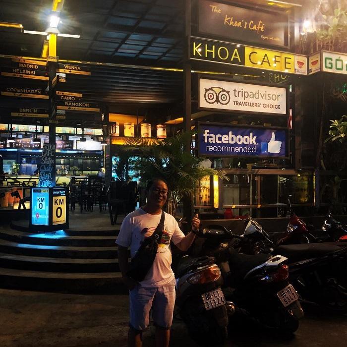 Khoa Cafe