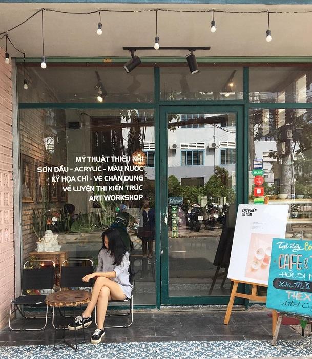 The Xi Cafe phu nhuan