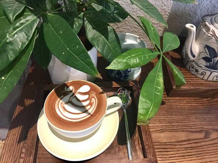 AN CAFE – Trương Công Giai, Cầu Giấy Hà Nội