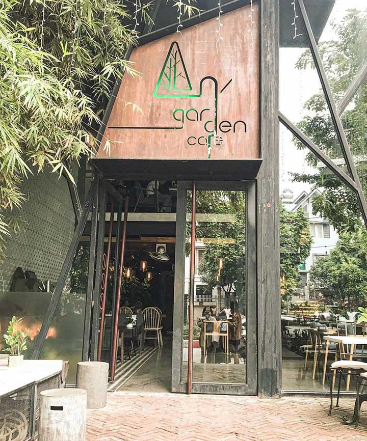 AN' Garden Cafe Hà Đông Hà Nội