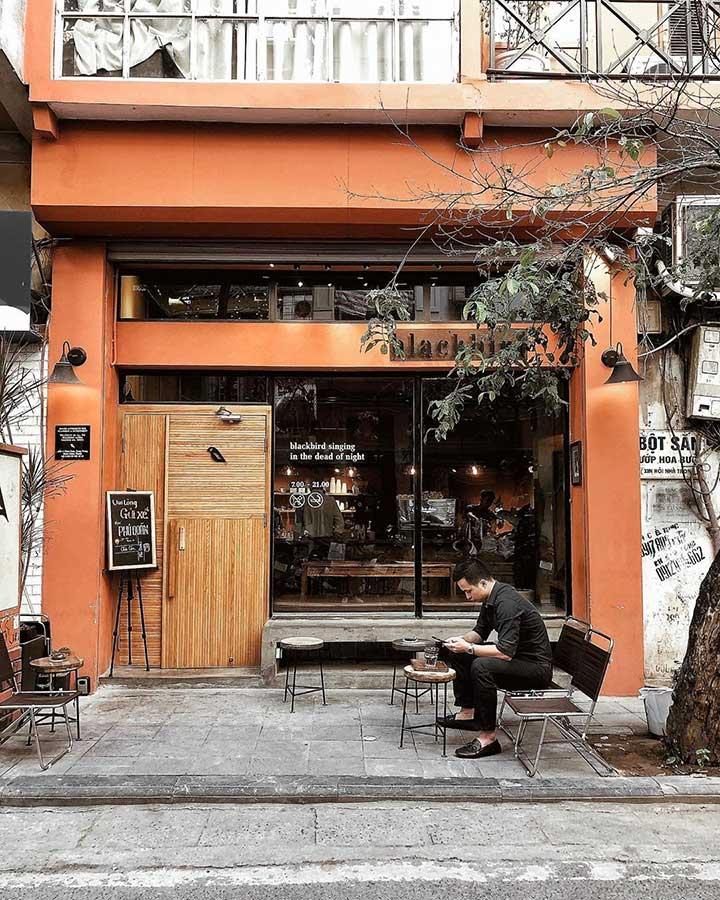 Blackbird Coffee - Quán Cafe đẹp Hà Nội