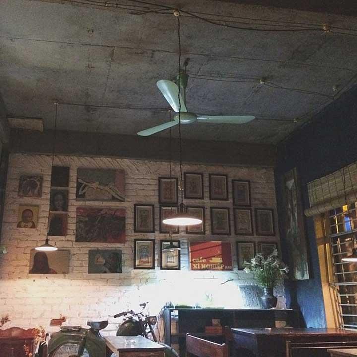 Cafe Xí Nghiệp - KĐT Văn QuánHà Đông