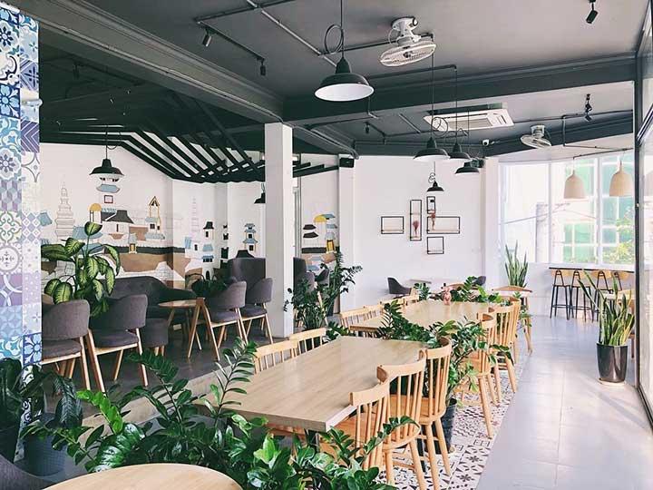 Chingu Coffee - Quán Cà Phê đẹp Hà Nội