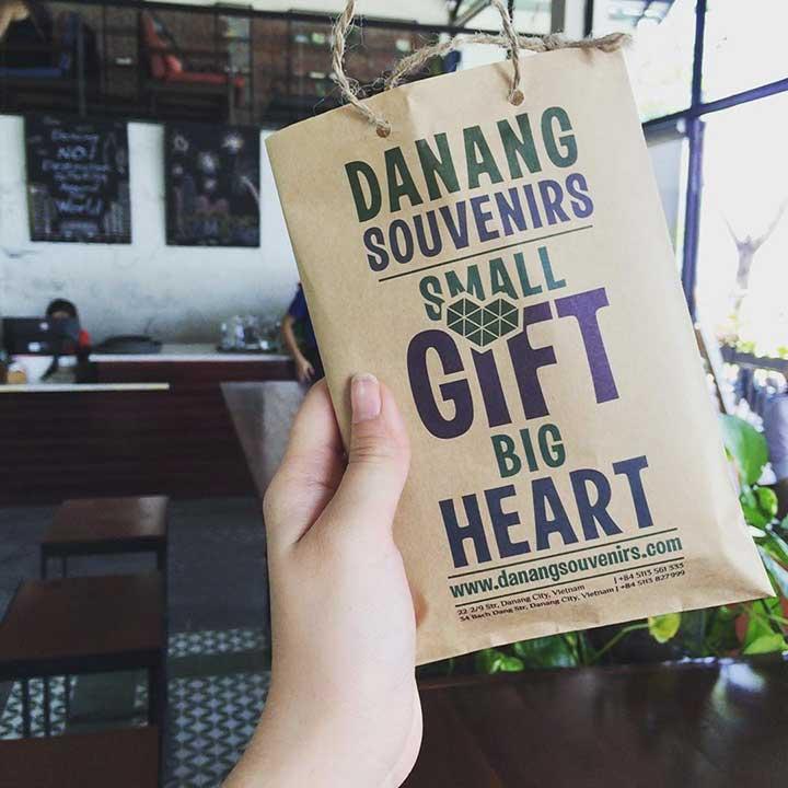 Danang Souvenirs & Coffee - Cà Phê Đà Nẵng
