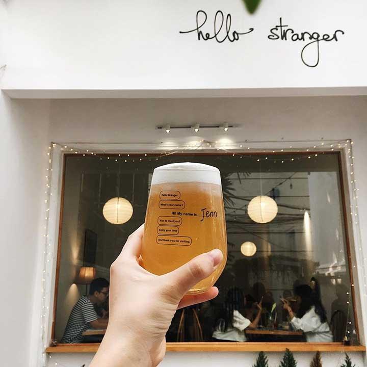 Hello Stranger Cafe Phạm Ngũ Lão Hà Nội