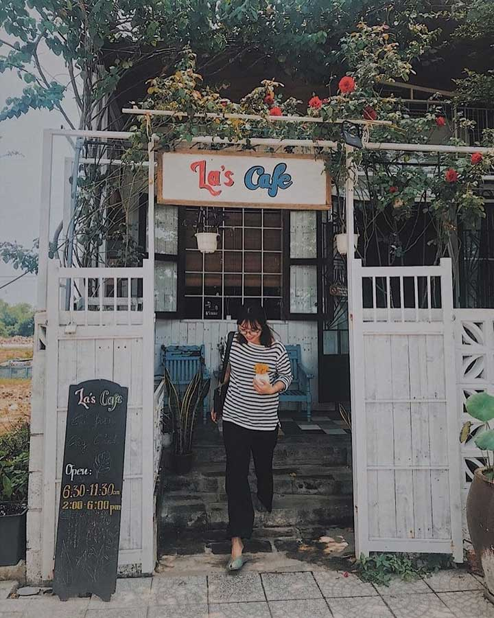 LA'S CAFE - Quán cà phê yên tĩnh ở Đà Nẵng
