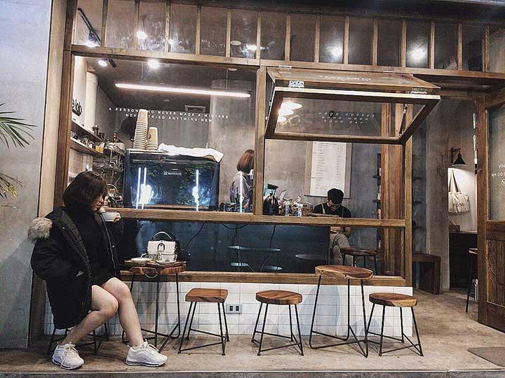 Mono Coffee Lab Hồ Xuân Hương Hà Nội