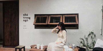 Nhà Trong Ngõ Cafe- Hà Đông Hà Nội