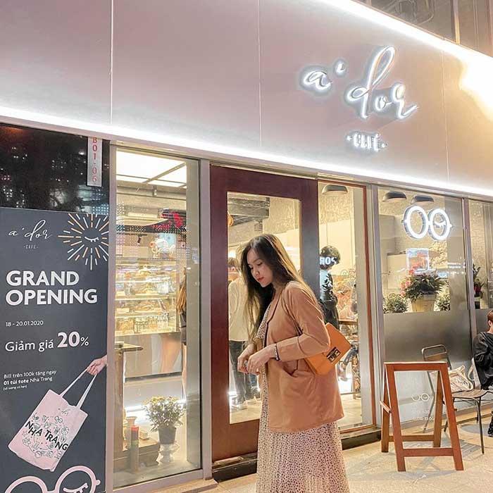 Quán A'dor Cafe - Nha Trang