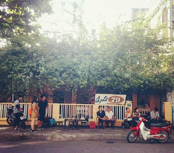 Quán Cà phê 79 Đà Nẵng