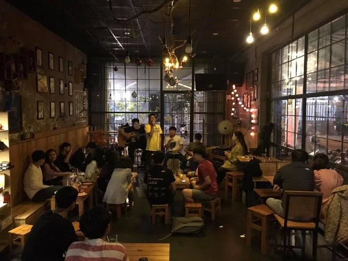 quan cafe acoustic da nang