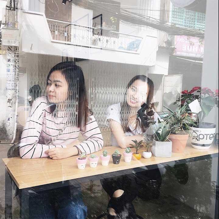 Quán Cafe Ở Quận Bình Thạnh View Đẹp