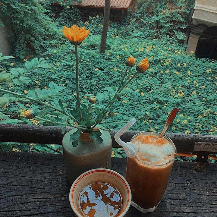 Quán Cafe Xoan - Trường ChinhHà Nội