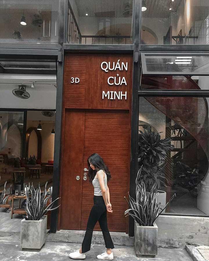 Quán Của Minh - Quán cafe Hà Nội